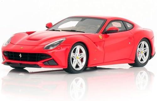 Ferrari F12 Berlinetta Baujahr 2012 rot 1 43 Fujimi
