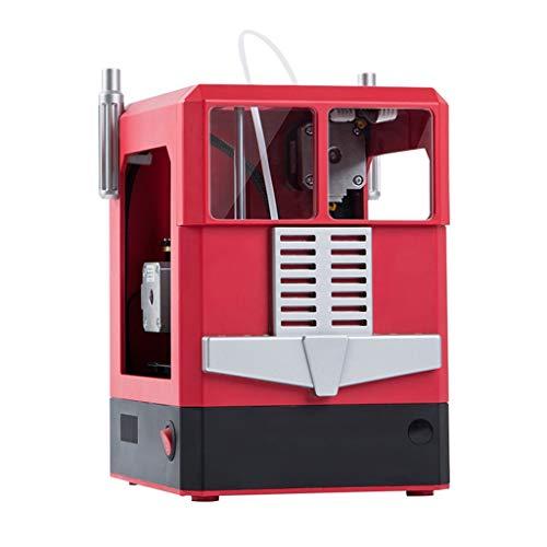 DM-DYJ Maison Imprimante 3D, Éducation Commencer Niveau Bureau FDM, Nivellement Intelligent