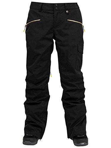 Nitro Snowboards Cypress Pantalons, Femmes M Noir
