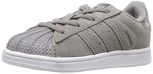 adidas Originals Kids' Superstar El Sneaker,