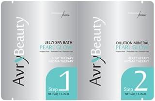 Avry Beauty Jelly Spa Pedicure 10 packs (Pearl Glow)