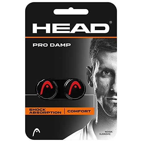 Head Pro Damp Accesorio de Tenis, Adultos Unisex, Negro, Talla única