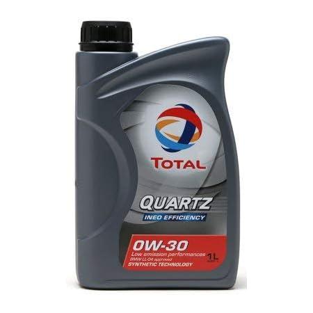 Total Quartz Ineo Efficiency 0w 30 Motoröl 1l Auto