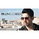 SOLOMAGIA Billing Card by Adrian Vega - Tricks with Cards - Trucos Magia y la Magia