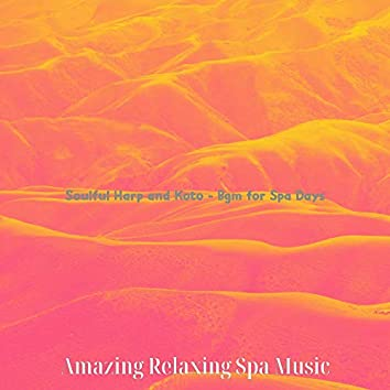 Soulful Harp and Koto - Bgm for Spa Days
