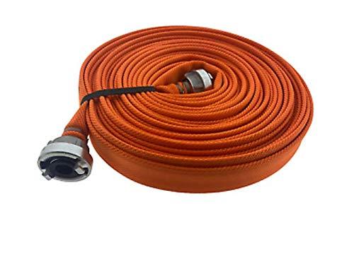 DIN 14811 Feuerwehrschlauch D 20 orange Storzkupplung D Waldbrandschlauch