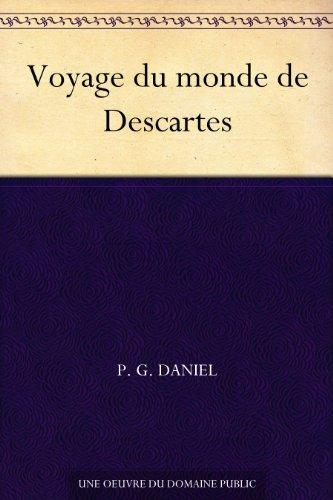 Couverture du livre Voyage du monde de Descartes