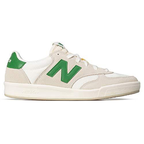 New Balance Männer 300 CRT300C1 Lifestyle Schuhe, 36 EUR - Width D, White/Green