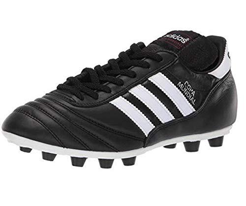 adidas Unisex-Erwachsene Copa Mundial Fußballschuhe 015123, Schwarz (Black/Running White FTW), 51 1/3