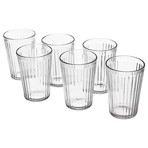 IKEA 002.869.17 Vardagen Glass - Cristal transparente