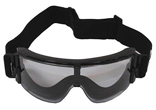 MFH Schutzbrille Thunder, schwarz