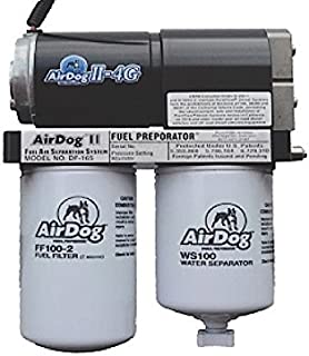 Airdog A6SABC413 Fuel Lift Pumps(15-15 Chevy Duramax(Preset @8Psi) ii-4G)
