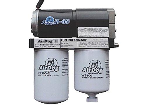 AirDog A6SABC413 Fuel Lift Pump (15-15 Chevy Duramax Preset @8Psi ii-4G)