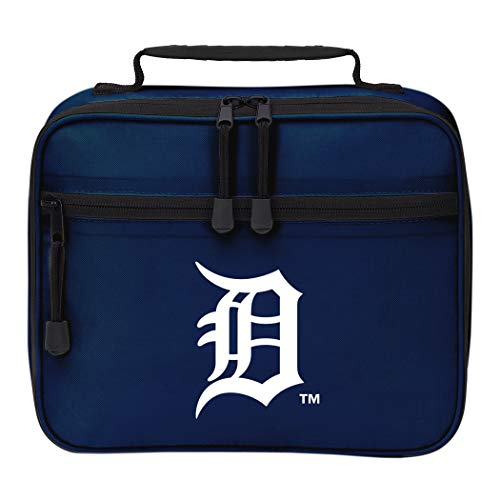 """MLB Detroit Tigers """"Cooltime"""" Lunch Kit, 10"""" x 8"""" x 3"""""""