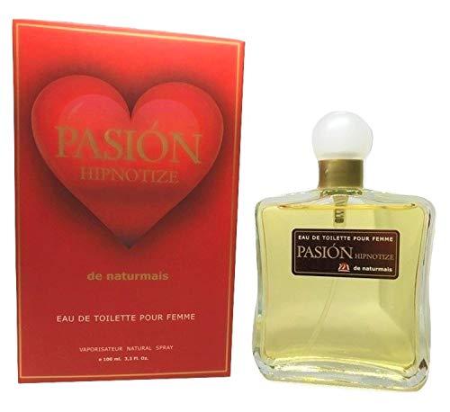 Pasiòn Hipnotize Eau De Parfum Intense 100 ml, Perfume de Mujer. Compatible con (Hypnotic Poison Dior)