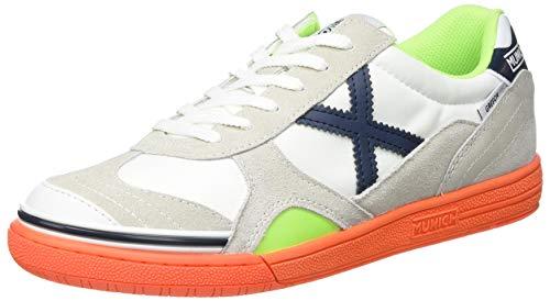 Munich GRESCA 287, Chaussure de Piste d athlétisme Mixte, Multicolore, 41 EU