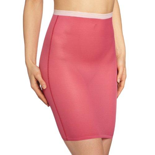 Triumph - Braguita Moldeadoras Medias para Mujer, Talla 50, Color Rojo (gy)