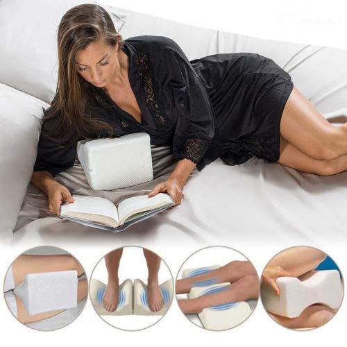 SHIJING Memory Foam Leg Pillow Cushion Massage Hüften Kniebandage Schmerzlinderung Orthopädie