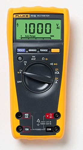 Fantastic Prices! Fluke FLUKE-77-4 Digital Multimeter