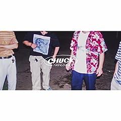 CHUCK TAYLORS「灰になったら」のCDジャケット