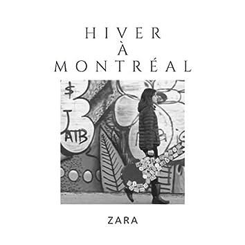 Hiver à Montréal
