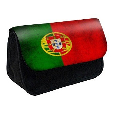 Youdesign - Trousse à Crayons/Maquillage drapeau Portugal ref 332 - Ref: 332