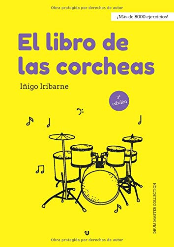 El libro de las corcheas (Drum Master Collection)