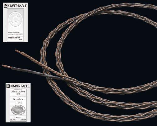 Kimber Kable -Meterware- 4PR Lautsprecherkabel 2 x 2 mm²