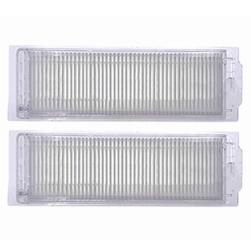 2 filtros HEPA de repuesto para aspiradora Cecotec Conga 329