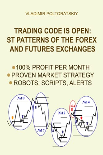 Trading Code is Open: ST Patterns of the Forex and Futures Exchanges, 100{5478c22db953383b822b48246589aa546ef06d90e33aa1cce3f1240792183979} Profit per Month, Proven Market Strategy, Robots, Scripts, Alerts (Forex ... CFD, Bitcoin, Stocks, Commodities, Band 1)
