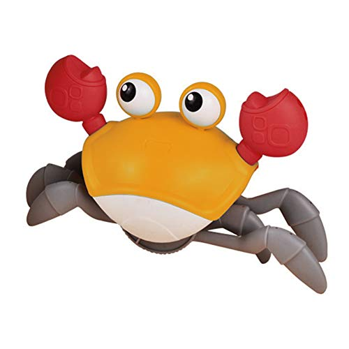 Beshh Uhrwerk Spielzeug Cartoon Krabben Schwimmen Aufziehen Uhrwerk Kinder Badespielzeug für Kinder