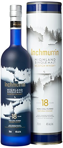 Inchmurrin 18 Years Old mit Geschenkverpackung Whisky (1 x 0.7 l)