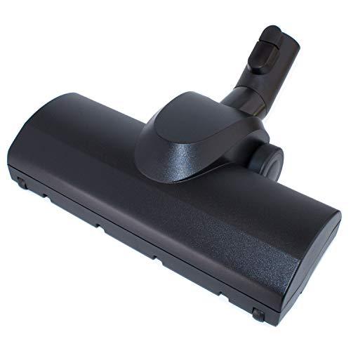 Maxorado Boquilla turbo con rodillo giratorio para aspiradora compatible con piezas de repuesto para aspiradoras Miele S1 S500 S700 S2 S4 S5 S6 S7 S8