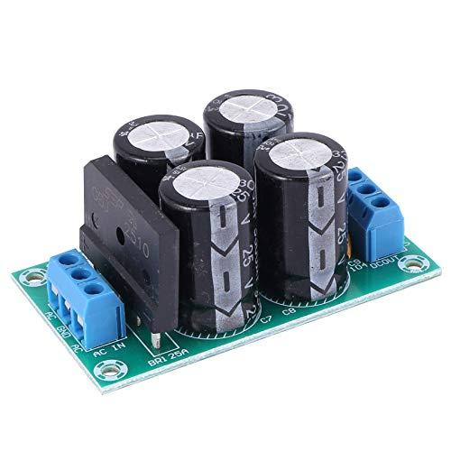 Tamkyo PW28 Dual Power Filter Leistungsverst?Rkerplatine Gleichrichter Hochstrom 25A Flat Bridge Ungeregelte Stromversorgungsplatine