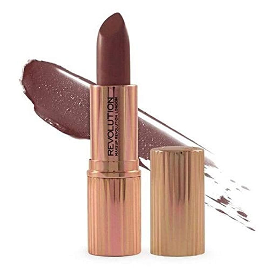 経営者回転させるはねかける[Revolution ] 革命ルネサンス口紅プライム - Revolution Renaissance Lipstick Prime [並行輸入品]