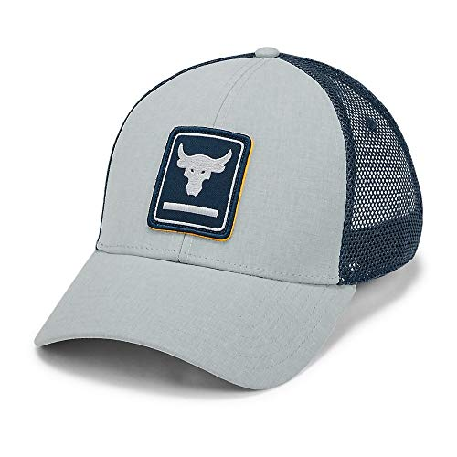 Under Armour Project Rock ATB Trucker OSFA Mod Gray
