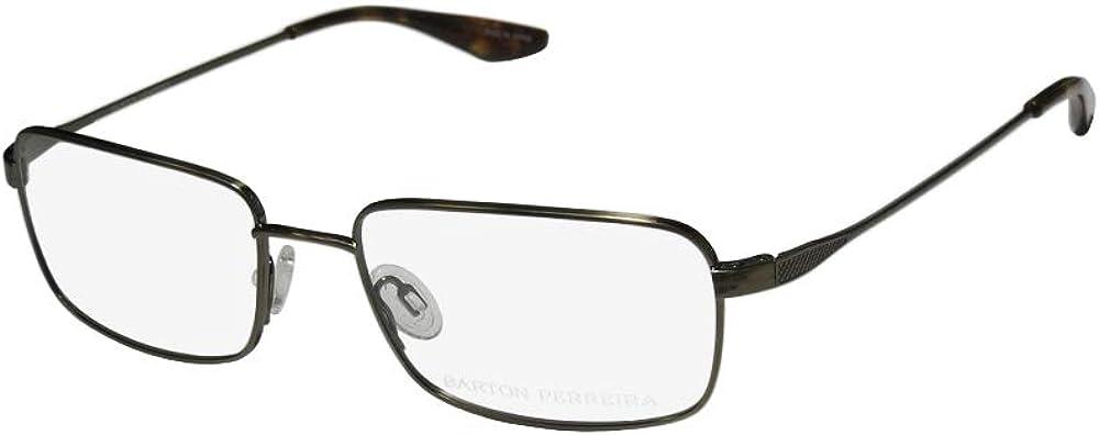 Barton Perreira Dan'l Mens Designer Full-rim Hard Case Eyeglasses/Spectacles