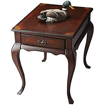 Beaumont Lane End Table in Cherry