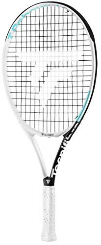 Tecnifibre T- Rebound 24 (zwischen 7 und 9 Jahren) Tennisschläger Mädchen, weiß, One Size