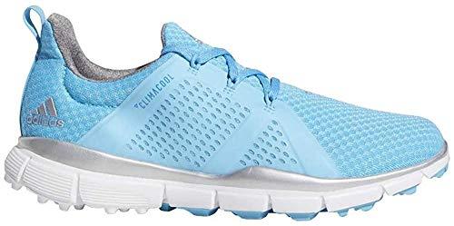 ADIDAS W Climacool Cage, Zapatillas de Golf Mujer, Azul (Azul Bb8021), 41 1/3 EU