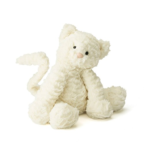 Jellycat Fuddlewuddle Kitten, Medium - 9 inches