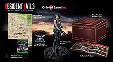 Resident Evil 3 Remake Collector's Edition XBOX ONE