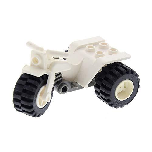 1 Trike Motorrad weiß Bike Lego A75