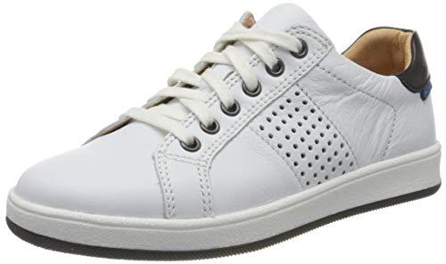 Richter Kinderschuhe Special Sneaker, Weiß (White/Black 0101), 36 EU