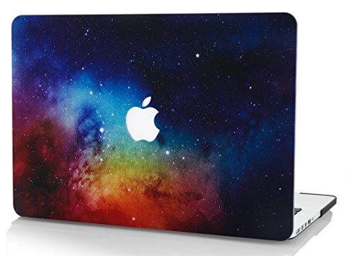 """Cover MacBook Pro 13"""" (2018/2017/2016, con o senza Touch Bar) compatibile SOLO con modelli A1989 / A1706 / A1708. VERIFICA IL NUMERO DEL MODELLO DEL TUO MACBOOK PRIMA DELL'ACQUISTO IN MODO DA ESSERE CERTO CHE LE DIMENSIONI SIANO CORRETTE Design con i..."""