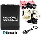 Elec-M06-MAZ2-BT Adapter Autordiio USB, SD MP3 AUX Bluetooth Freisprechanlage für Mazda ab 2009 CD-Wechsler