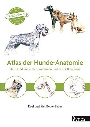 Atlas der Hundeanatomie: Der Hund von außen, von innen und in der Bewegung