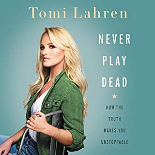 Never Play Dead audiobook cover art