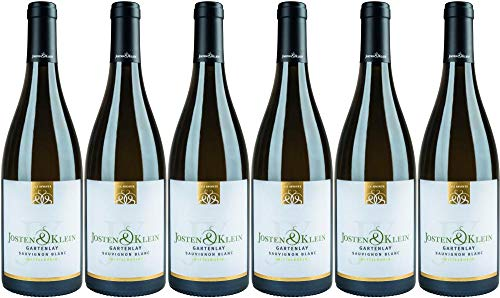 6x Leutesdorf Gartenlay Sauvignon Blanc 2016 2013 - Weingut Josten & Klein, Mittelrhein - Weißwein