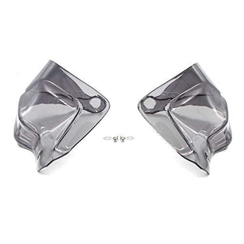 DEFTSHEEP 1pair HandGuard Hand Shield Shield Protector de protección de parabrisas para B-M-W R-1250GS / ADV LC R-1200GS LC F-850GS F-800GS AVENTURA S-1000XR F-750GS ADV